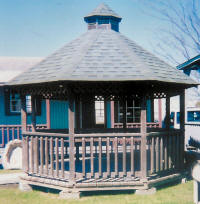 Gazebo Houston
