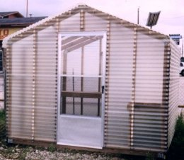 Portable Greenhouses Houston