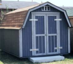 Portable Storage Buildings