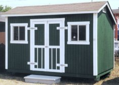 Movable Storage Sheds